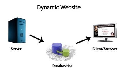 Pengertian Website Dinamis