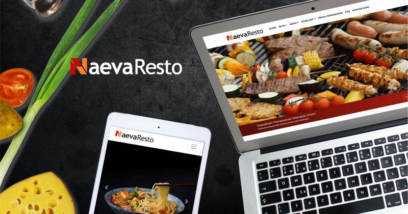 Jasa Pembuatan Website Restoran