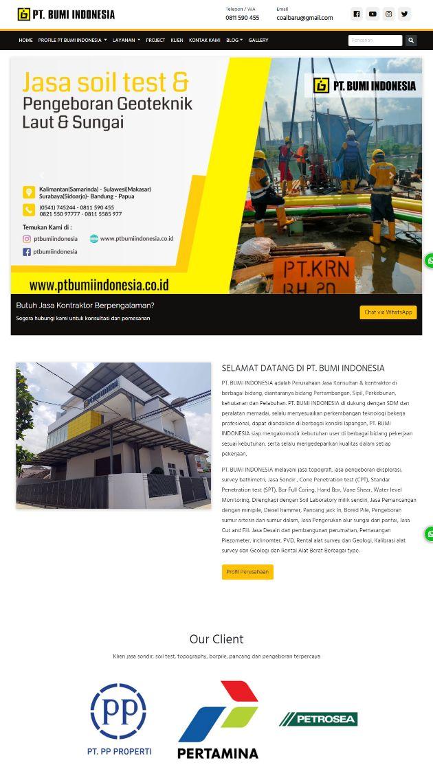 PTBumiIndonesia.com